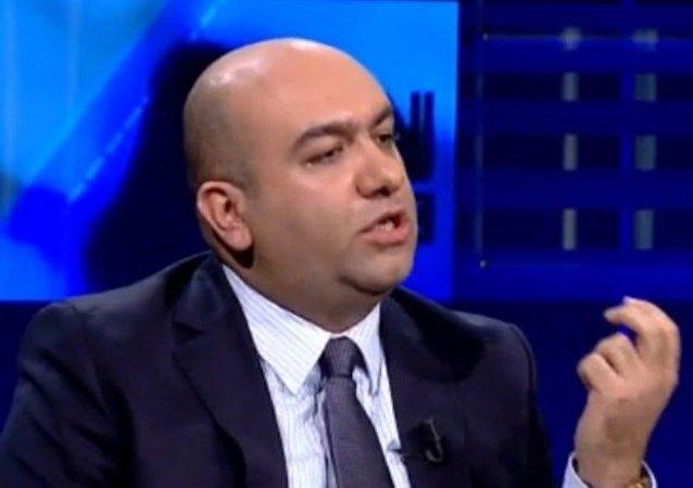 Yeni Şafak muhabiri Çetiner Çetin