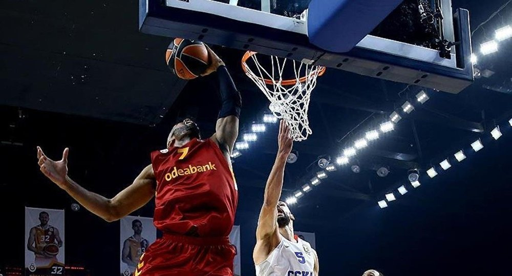 Galatasaray Odeabank -  CSKA Moskova