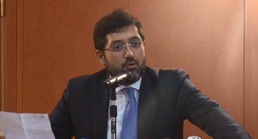 Beşiktaş Belediye Başkanı Murat Hazinedar