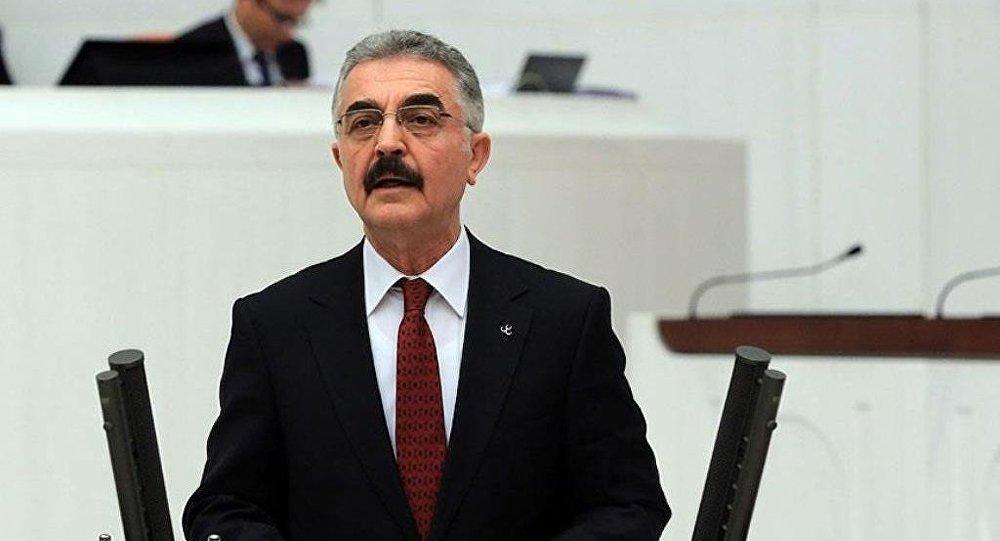 MHP Genel Sekreteri İsmet Büyükataman