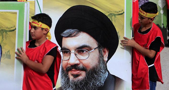 Hizbullah - Hasan Nasrallah