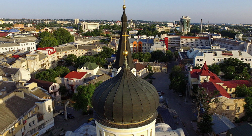 Simferopol, Cathedral of Peter and Paul