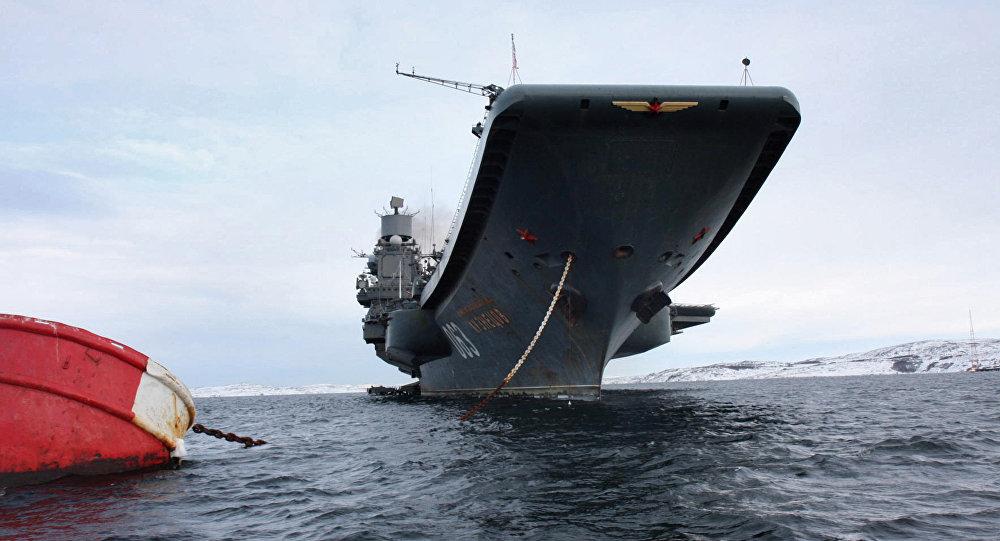 Amiral Kuznetsov uçak gemisi