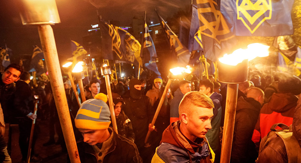 Ukraynalı neo-Naziler