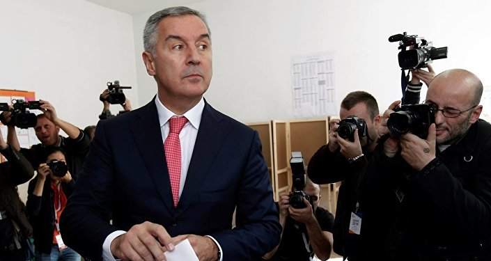 Milo Djukanovic - Karadağ - seçim