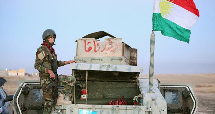 Musul operasyonu / Peşmerge güçleri