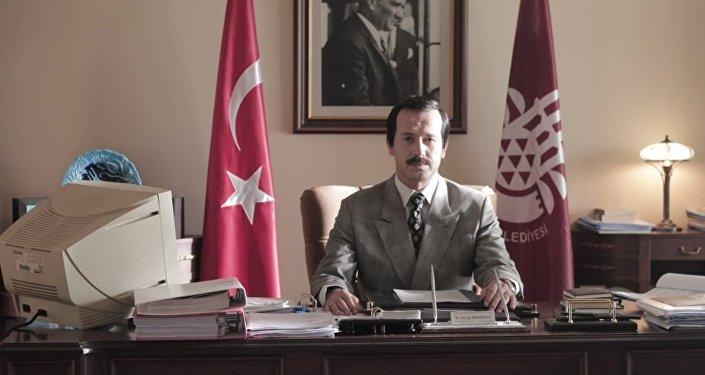 Cumhurbaşkanı Recep Tayyip Erdoğan'ın hayatını konu alan 'Reis' filmi