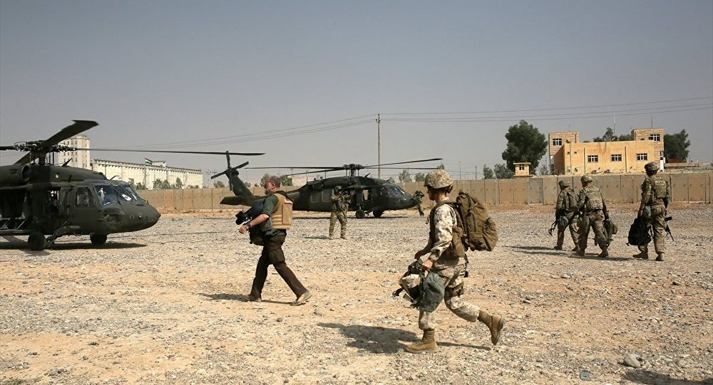 Kerkük'te ABD askerlerinin bulunduğu üsse füze saldırıs
