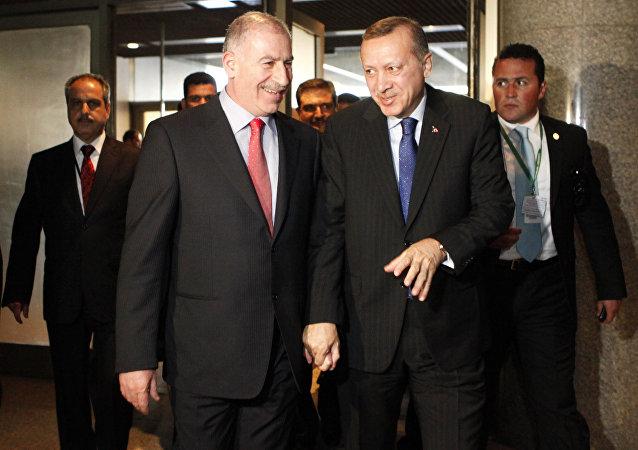 Recep Tayyip Erdoğan / Esil Nuceyfi