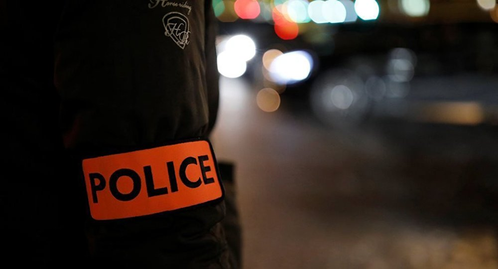 Fransa polis protesto