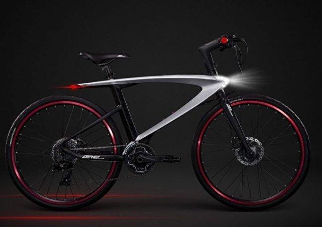 Dünyanın ilk Android'li süper bisikleti