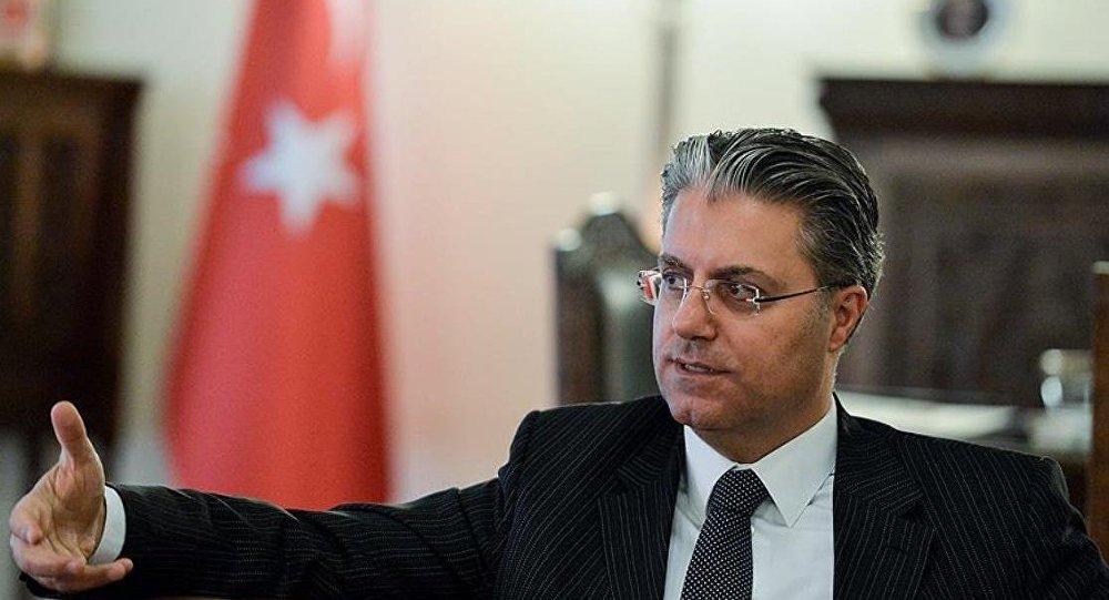 Türkiye'nin Tahran Büyükelçisi Rıza Hakan Tekin