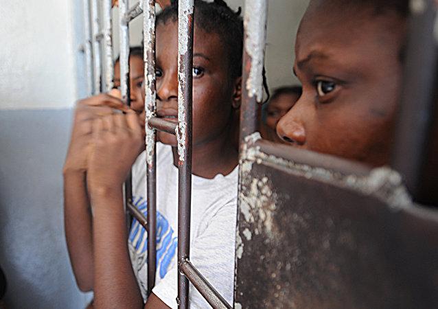 Haiti / hapishane