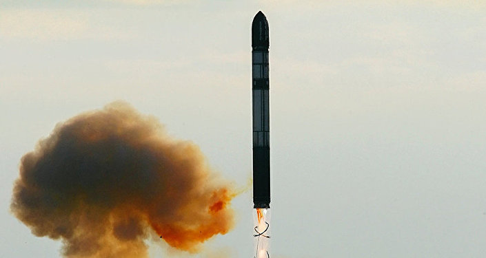 Termo nükleer balistik füzesi