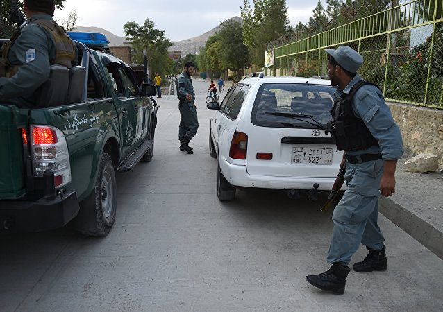 Afganistan polisi / Kabil