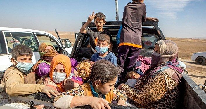 IŞİD'in elinden 70 Ezidi kurtarıldı