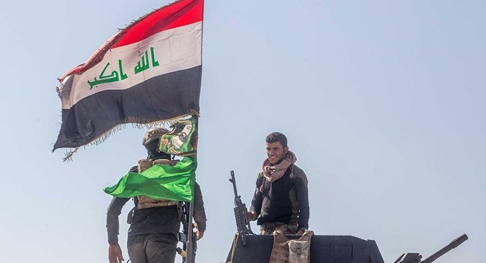 Irak ordusu, Musul'da kalan son teröristleri kovuyor