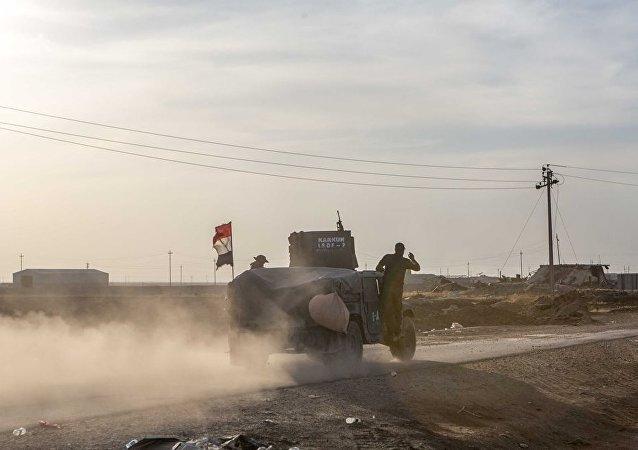 Irak ordusu