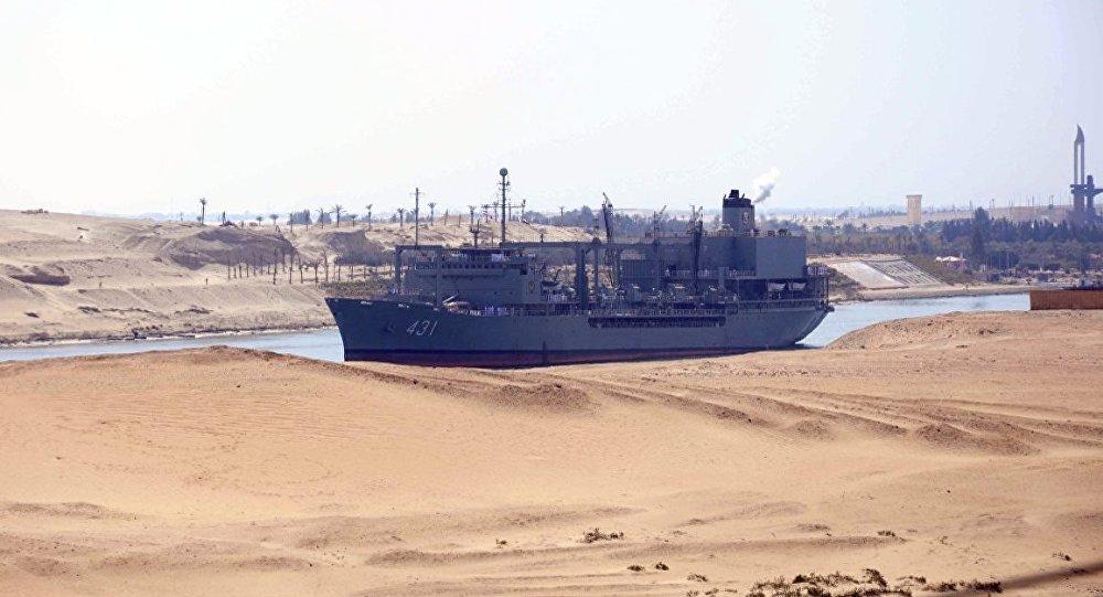 Hazar Denizi'ni Basra Körfezi'ne bağlayacak kanal