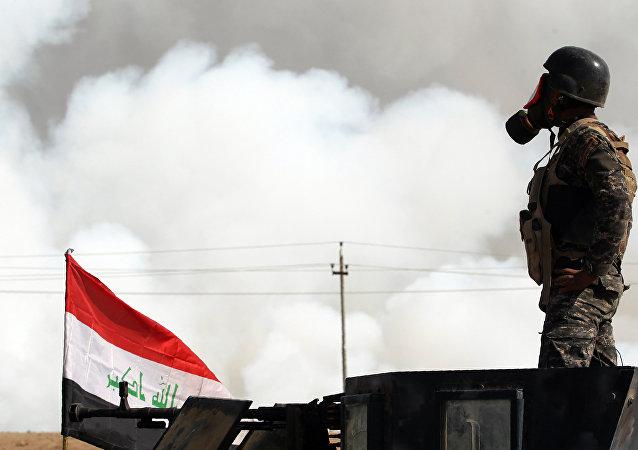 Irak - Mişrak / Kükürt üretim tesisi