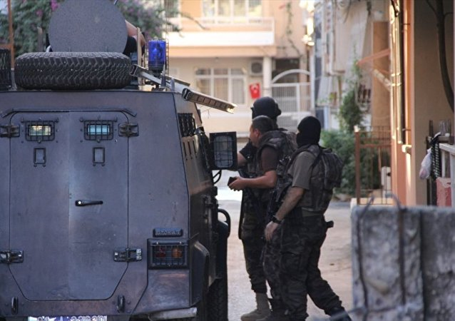 IŞİD operasyonu
