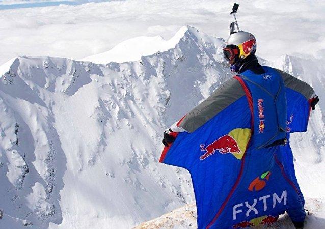 Rus dağcı Valeriy Rozov