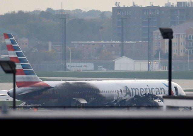 ABD - Chicago -uçak
