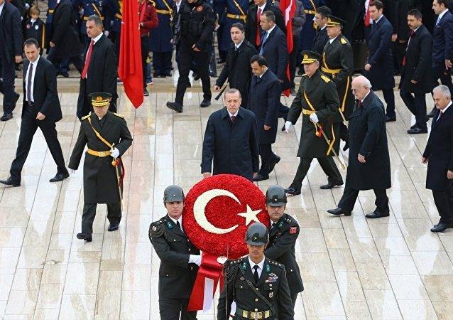 Recep Tayyip Erdoğan - 29 Ekim