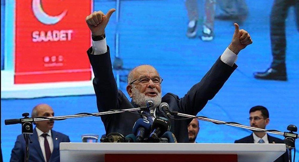 Karamollaoğlu, Katar krizini değerlendirdi