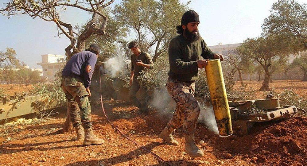 Halep kimyasal saldırı