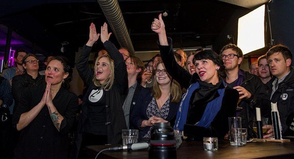 İzlanda - Korsan Parti