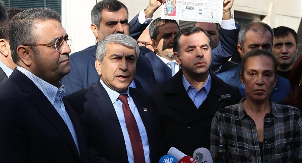 CHP İstanbul İl Başkanı Cemal Canpolat