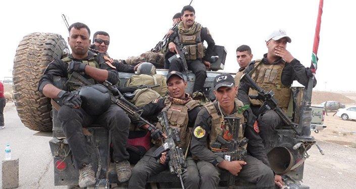 Irak ordusu bugün Musul kent merkezine girdi.