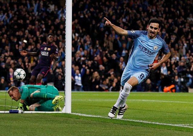 Manchester City - İlkay Gündoğan