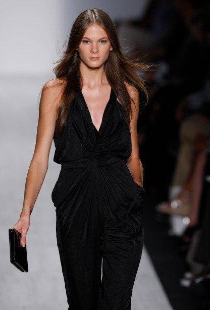Rus model Irina Kulikova