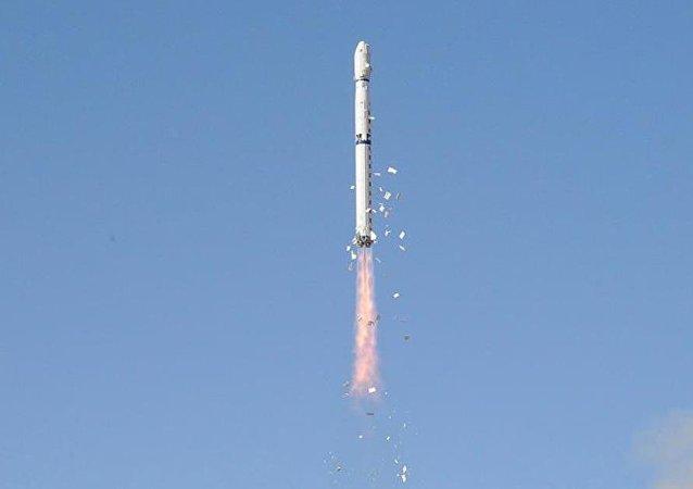 Japonya -  Himawari-9 meteoroloji keşif uydusu