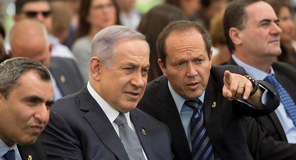 Benyamin Netanyahu - Nir Berekat