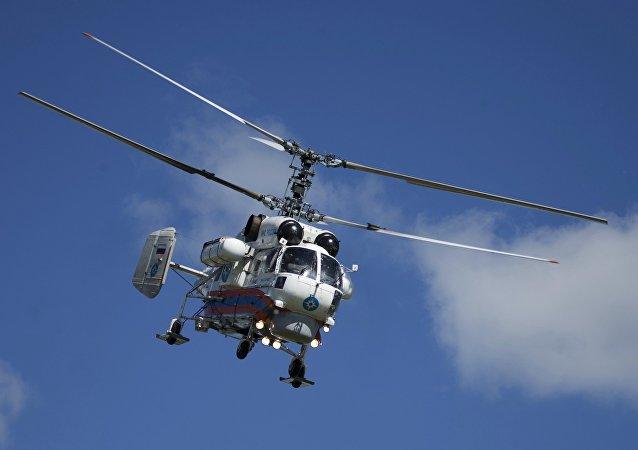 Kamov Ka-32 Helix-C helikopteri