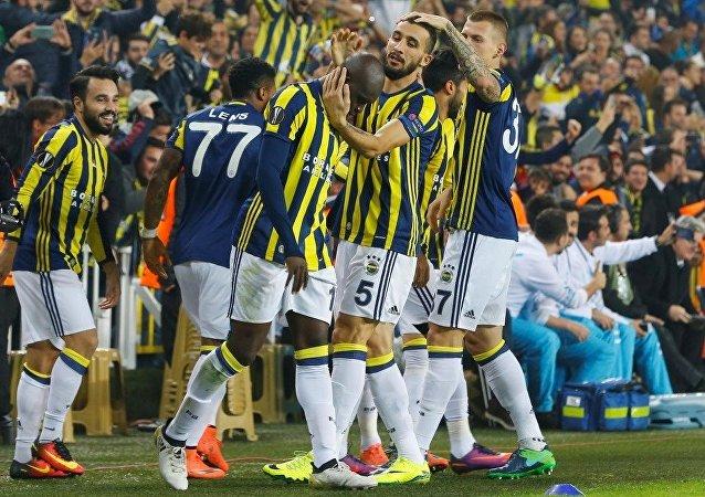 Fenerbahçe - Manchester United