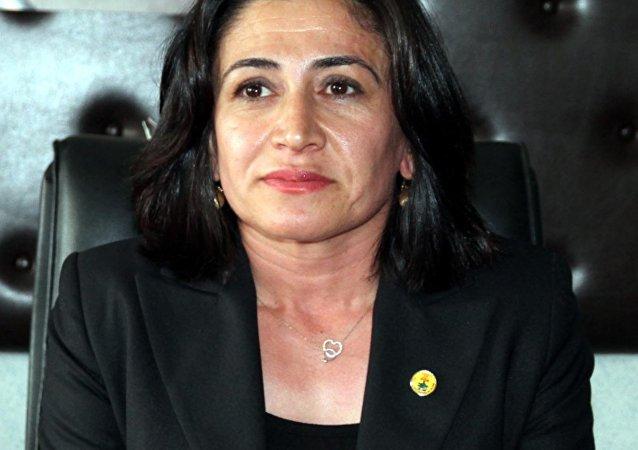 Vartı DBP'li Eş Belediye Başkanı Sabite Ekinci