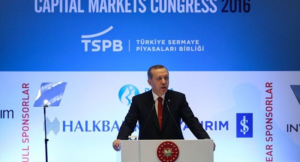 Erdoğan: Sermaye piyasaları olarak adım atmamız lazım 65