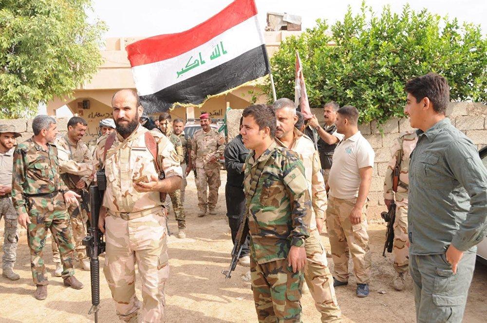 Haşdi Şabi, Musul operasyonu'nda