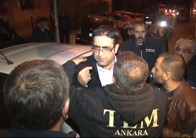 İdris Baluken böyle gözaltına alındı
