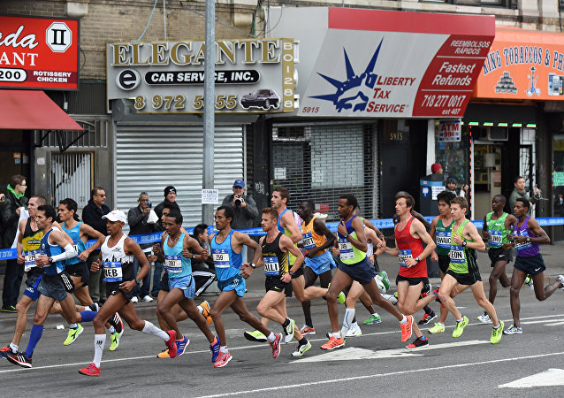 2015 New York Maratonu