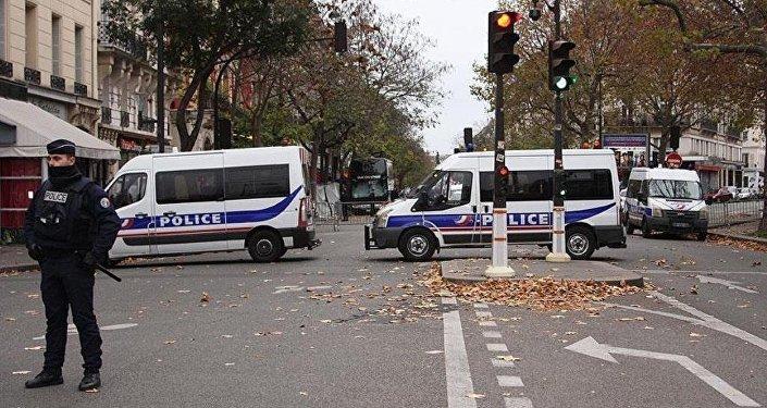 Türkiye'nin Paris Büyükelçiliği