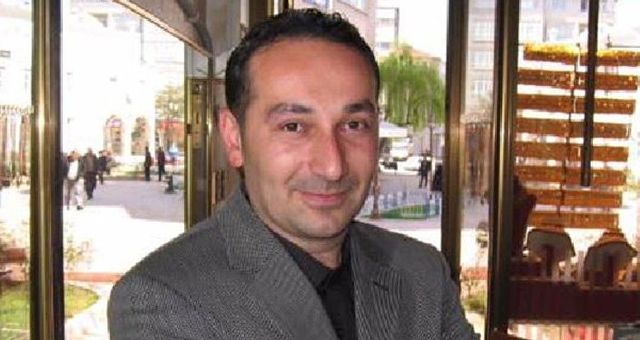 AK Parti İlçe Başkan Yardımcısı Burçin Öngören