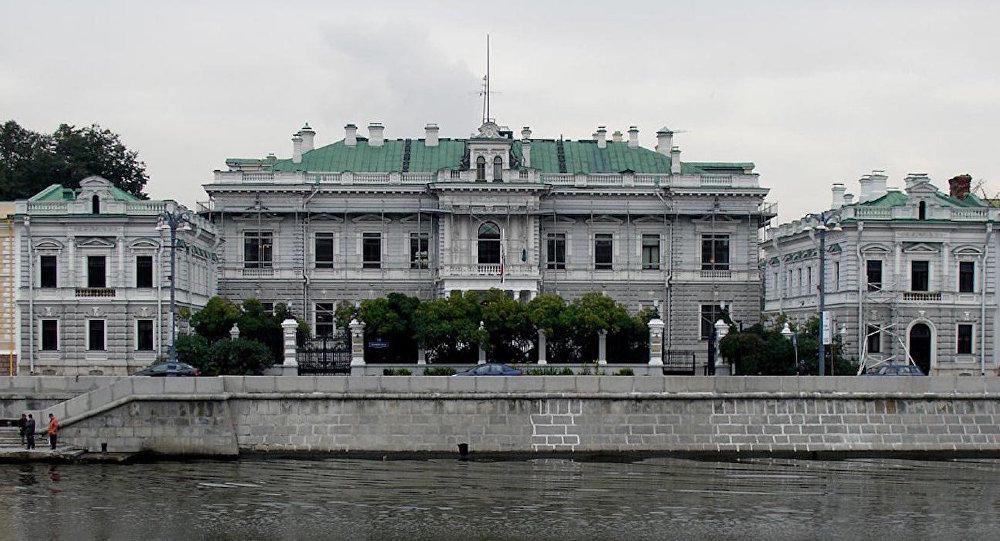 İngiltere'nin Moskova Büyükelçiliği