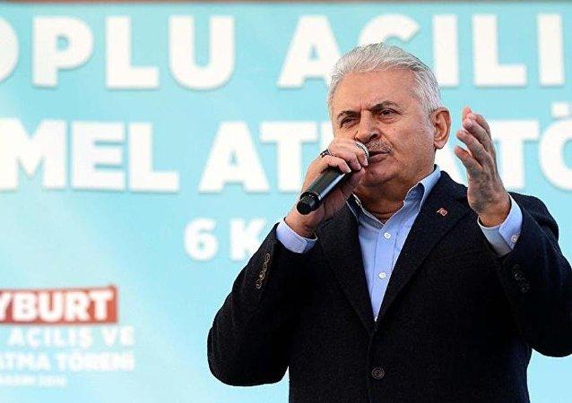 Türkiye Başbakan Binali Yıldırım