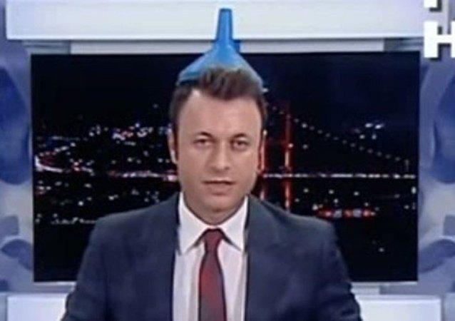 Sunucu Mustafa Yenigün