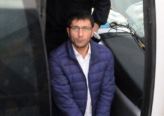 HDP Kocaeli İl Başkanı İbrahim Ergin